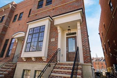 Columbus Condo For Sale: 904 S Front Street