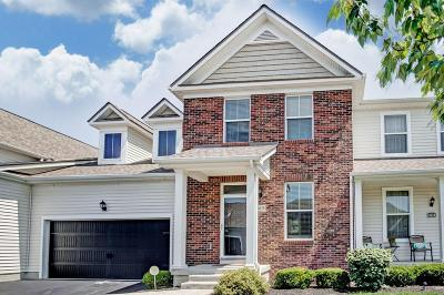 Hilliard Condo Contingent Finance And Inspect: 4638 Family Drive