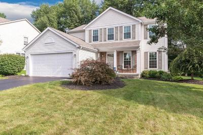 Westerville Single Family Home For Sale: 7261 Saddlewood Drive