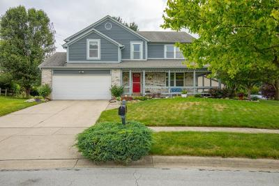 Columbus Single Family Home Contingent Finance And Inspect: 3644 Kilmuir Drive