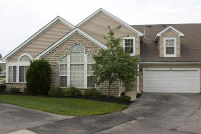 Westerville Condo For Sale: 5238 Bridwell Lane