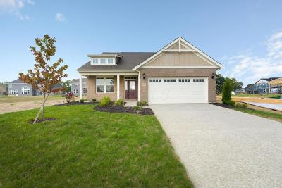 Hilliard Single Family Home For Sale: 3626 Sanctuary Loop