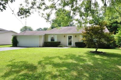 Newark Single Family Home Contingent Finance And Inspect: 3003 Cypress Drive