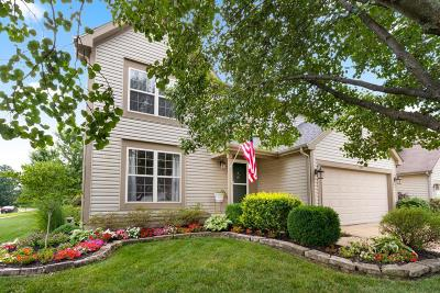 Columbus Single Family Home For Sale: 1203 Cathoway Court
