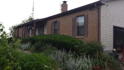 Grove City Single Family Home For Sale: 7611 Young Road