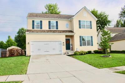Reynoldsburg Single Family Home For Sale: 9083 Ridgeline Drive