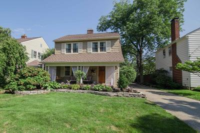 Columbus Single Family Home For Sale: 432 Arden Road