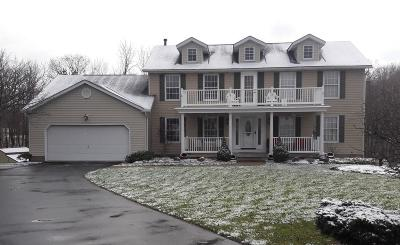 Lancaster Single Family Home For Sale: 8641 Mount Union Court NW