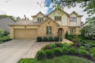 Westerville Single Family Home For Sale: 397 Olde Mill Drive