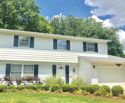 Westerville Single Family Home For Sale: 808 Old Coach Road Road