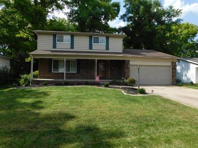 Worthington Single Family Home For Sale: 6845 Worthington Galena Road