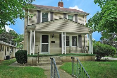 Columbus Single Family Home For Sale: 867 Oxley Road