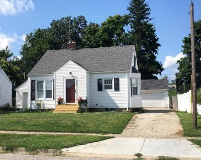 Washington Court House OH Single Family Home For Sale: $120,000