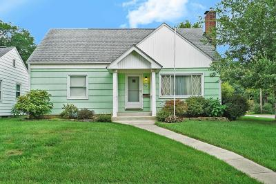 Columbus Single Family Home For Sale: 243 E Beaumont Road