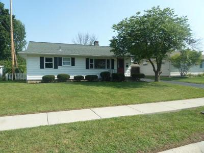 Grove City Single Family Home For Sale: 2854 Homecomer Drive