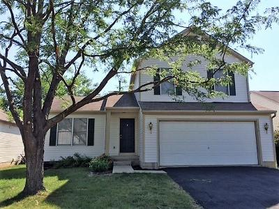 Hilliard Single Family Home For Sale: 2258 Yagger Bay Drive