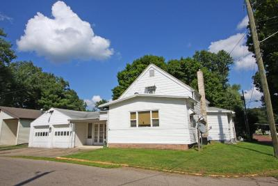 Mount Vernon Single Family Home Contingent Finance And Inspect: 901 E Vine Street