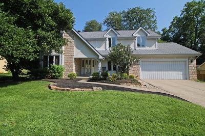 Worthington Single Family Home For Sale: 866 Loch Lomond Lane
