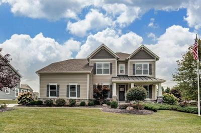Pickerington Single Family Home Contingent Finance And Inspect: 8201 Meadowmoore Boulevard