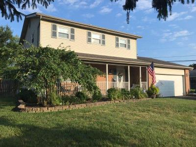 Columbus Single Family Home For Sale: 1371 Spindler Road