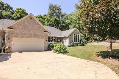 Howard Single Family Home For Sale: 3381 Apple Valley Drive