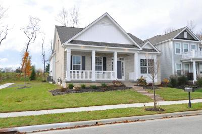 Westerville Single Family Home For Sale: 1361 Leesland Drive #Lot 9