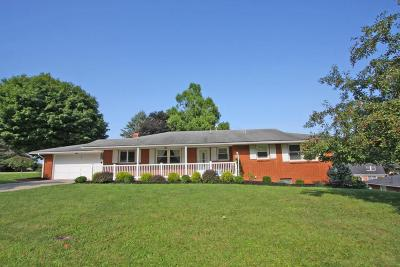Mount Vernon Single Family Home Contingent Finance And Inspect: 317 Teryl Drive