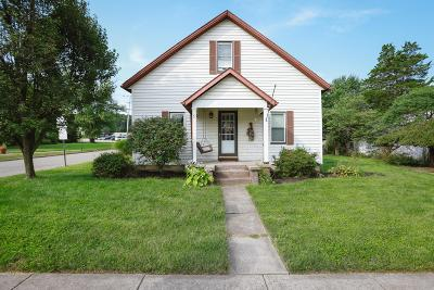 Lithopolis Single Family Home Contingent Finance And Inspect: 5 W South Street