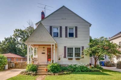 Single Family Home For Sale: 553 Piedmont Road