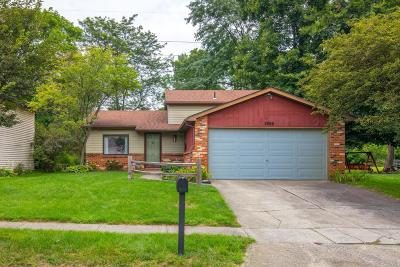 Columbus Single Family Home For Sale: 2866 Blarefield Drive