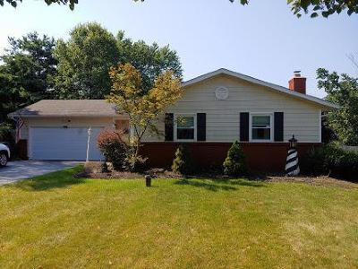 Pickerington Single Family Home For Sale: 8569 Cranberry Lane NW