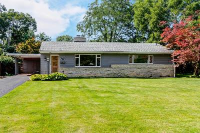 Upper Arlington Single Family Home For Sale: 2215 Woodstock Road