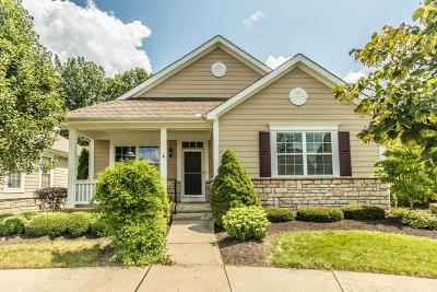 Westerville Condo For Sale: 5429 Langwell Drive