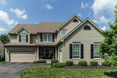 Hilliard Single Family Home For Sale: 3067 Gilridge Drive