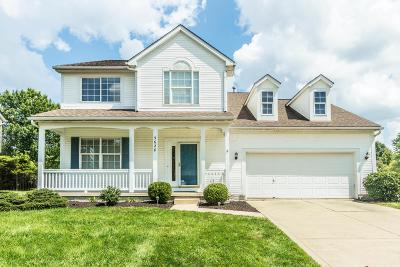 Westerville Single Family Home For Sale: 5628 Breshly Way