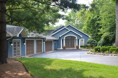 Dublin Single Family Home For Sale: 7961 Riverside Drive