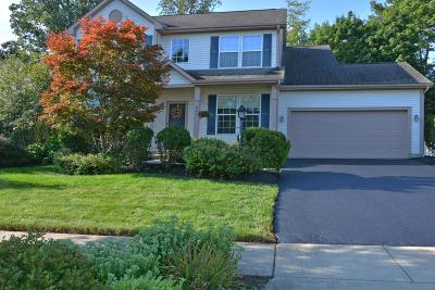 Pickerington Single Family Home Contingent Finance And Inspect: 641 Canteridge Drive