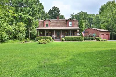 Blacklick Single Family Home For Sale: 7976 McOwen Road