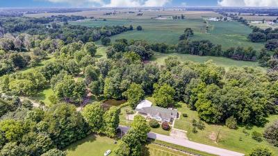 Johnstown Single Family Home For Sale: 7371 Green Mill Road