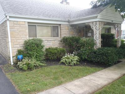 Columbus OH Single Family Home For Sale: $99,900