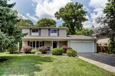 Worthington Single Family Home Contingent Finance And Inspect: 6857 Worthington Galena Road
