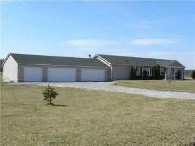 Union County Single Family Home For Sale: 22193 Herd McIlroy Road