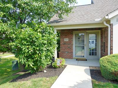 Westerville Condo For Sale: 5323 Ruth Amy Avenue