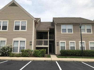 Hilliard Condo Contingent Finance And Inspect: 3396 Fishinger Mill Drive
