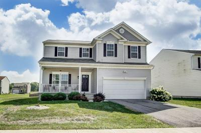 Single Family Home For Sale: 5630 Nutmeg Place