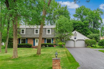 Pickerington Single Family Home For Sale: 8896 Charington Court NW