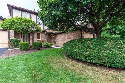 Worthington Condo Contingent Finance And Inspect: 1596 Six Point Court #1596