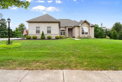 New Albany Single Family Home For Sale: 2871 Swisher Creek Crossing Court