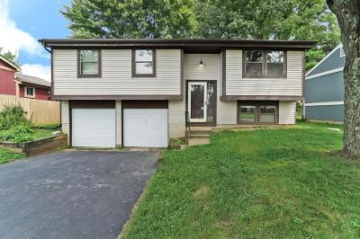 Reynoldsburg Single Family Home For Sale: 2042 Belltree Drive