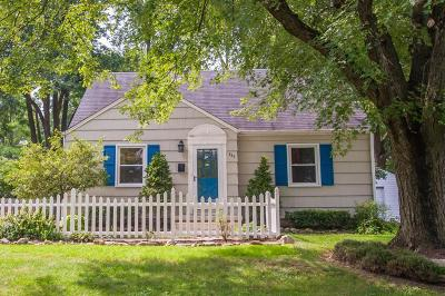 Columbus Single Family Home For Sale: 445 Chatham Road